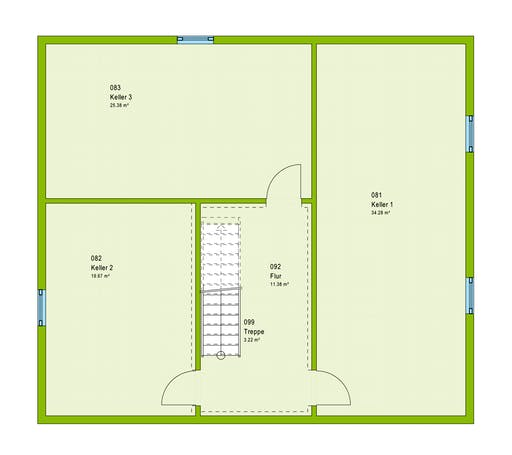 Massa LifeStyle 18.06 S Floorplan 3