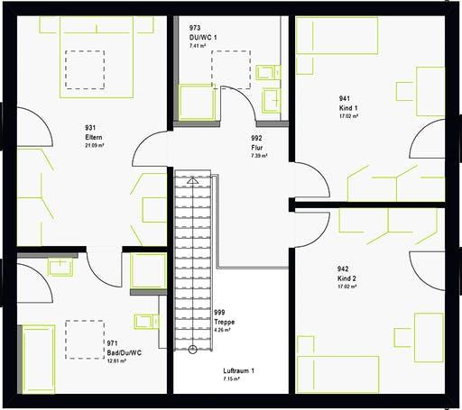Massa - LifeStyle 18.06 S Floorplan 8