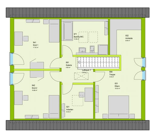 Massa LifeStyle 18.07 S Floorplan 2