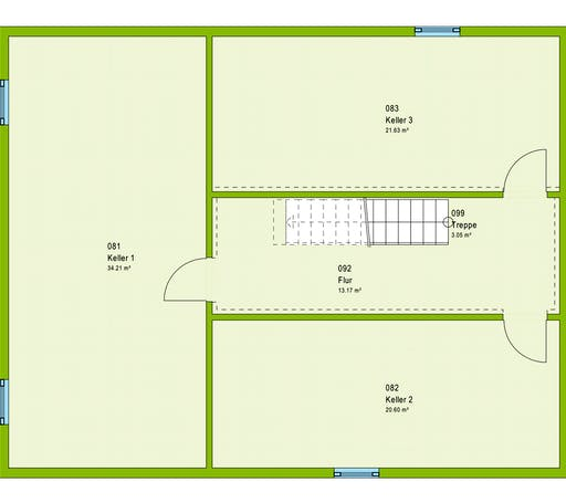 Massa LifeStyle 18.07 S Floorplan 3