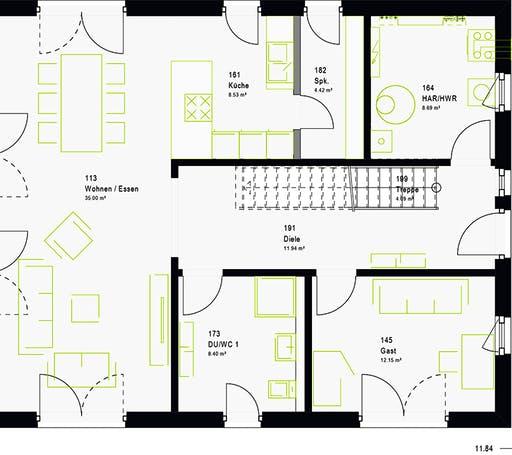 Massa - LifeStyle 18.07 S Floorplan 7