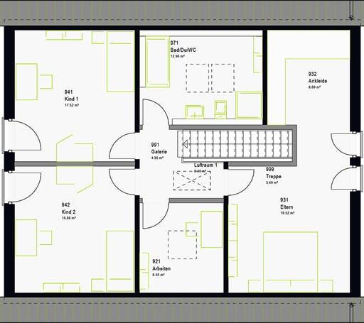 Massa - LifeStyle 18.07 S Floorplan 8