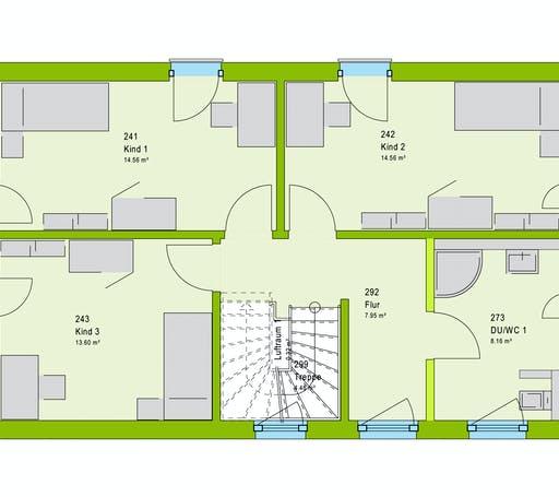 Massa LifeStyle 19.01 S Floorplan 2