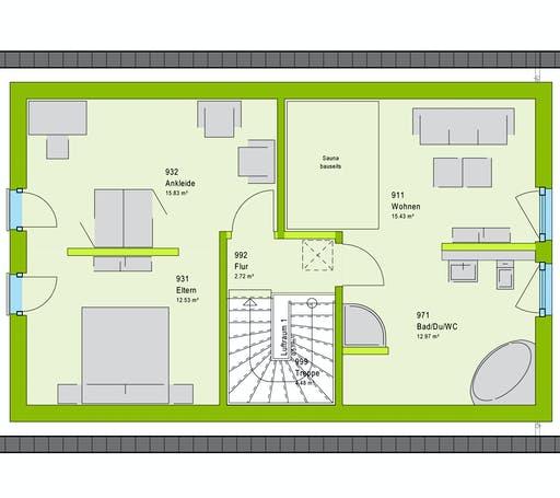 Massa LifeStyle 19.01 S Floorplan 3
