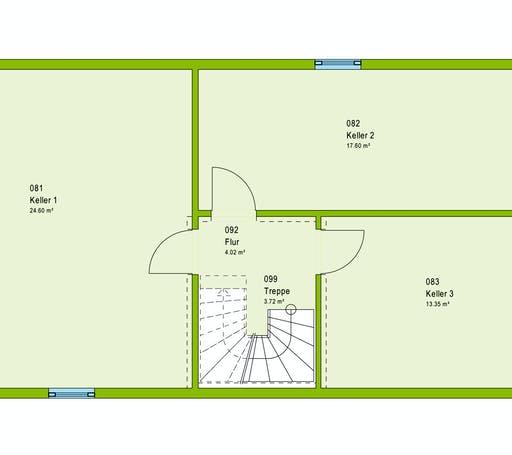 Massa LifeStyle 19.01 S Floorplan 4