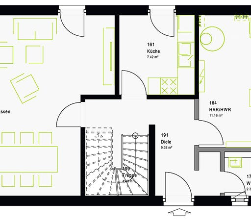 Massa - LifeStyle 19.01 S Floorplan 7