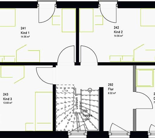 Massa - LifeStyle 19.01 S Floorplan 8