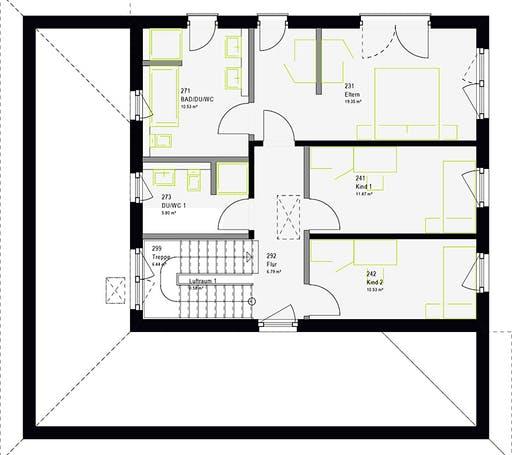 Massa - LifeStyle 19.03 W Floorplan 8