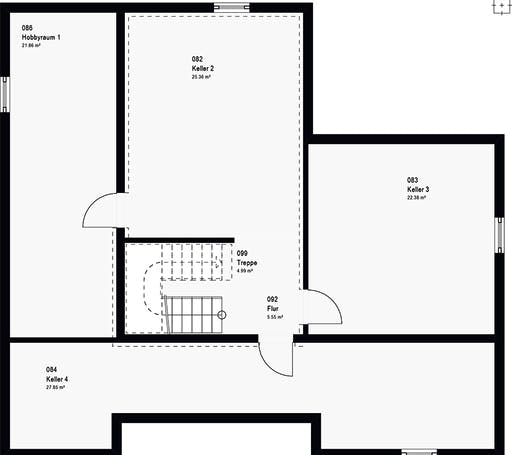 Massa - LifeStyle 19.03 W Floorplan 9
