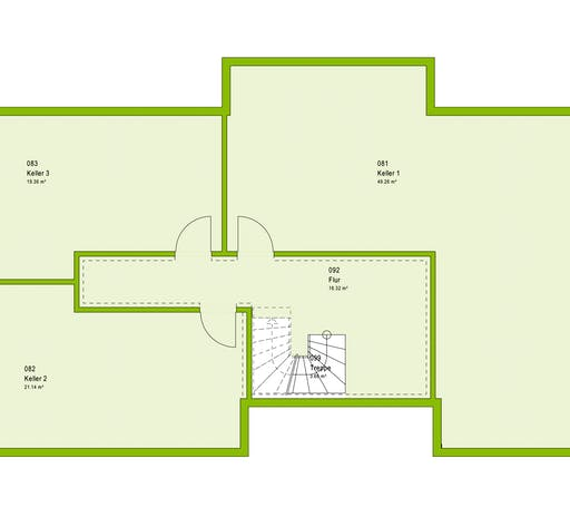 Massa LifeStyle 19.04 F Floorplan 3
