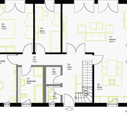 Massa - LifeStyle 20.01 S Floorplan 7