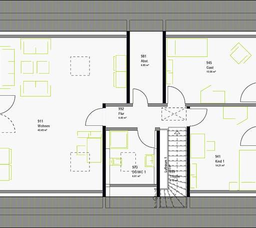 Massa - LifeStyle 20.01 S Floorplan 8