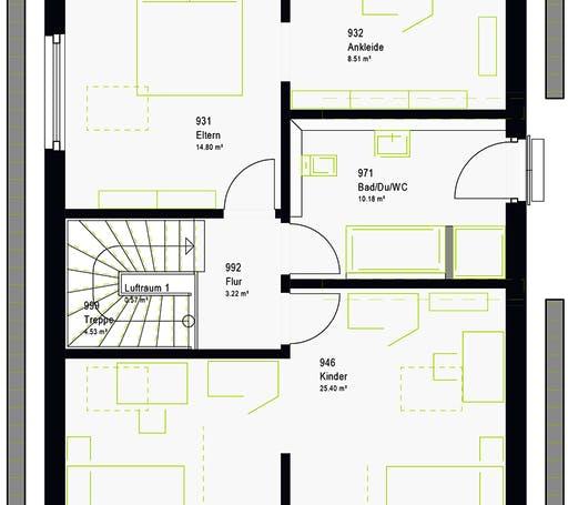 Massa - TwinStyle 13.01 W Floorplan 8