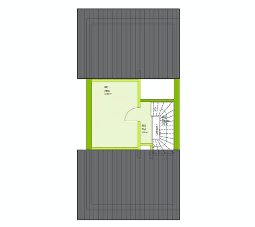 Massa TwinStyle 13.03 S Floorplan 3