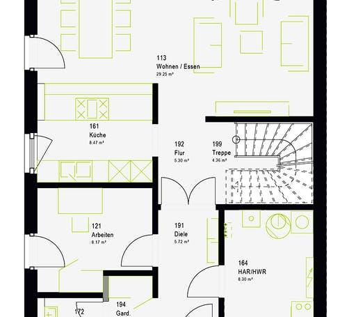 Massa - TwinStyle 15.01 S Floorplan 7