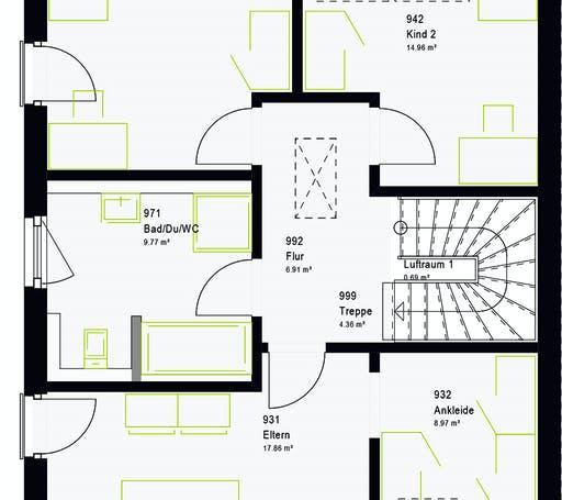 Massa - TwinStyle 15.01 S Floorplan 8