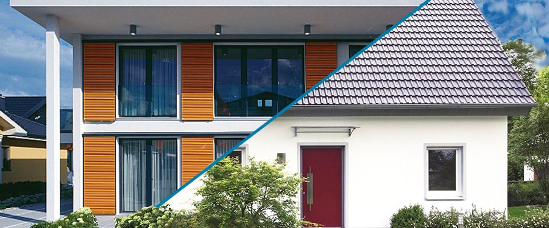 Fertighaus oder Massivhaus: Was ist besser? | Fertighaus.de Ratgeber
