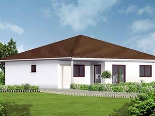 Bungalow 4 von Massive Wohnbau Außenansicht 1