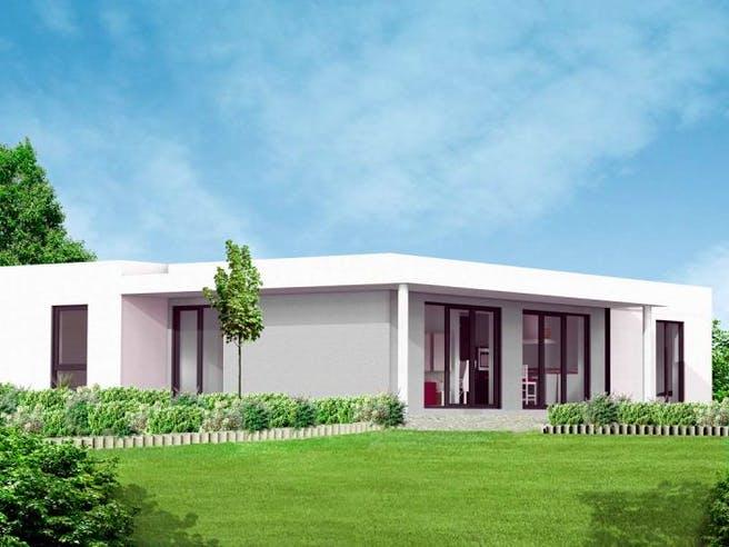 Bungalow 5 von Massive Wohnbau Außenansicht 1