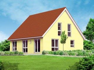 Einfamilienhaus Ben von Massive Wohnbau Außenansicht 1