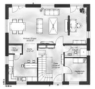 Einfamilienhaus Ben Grundriss