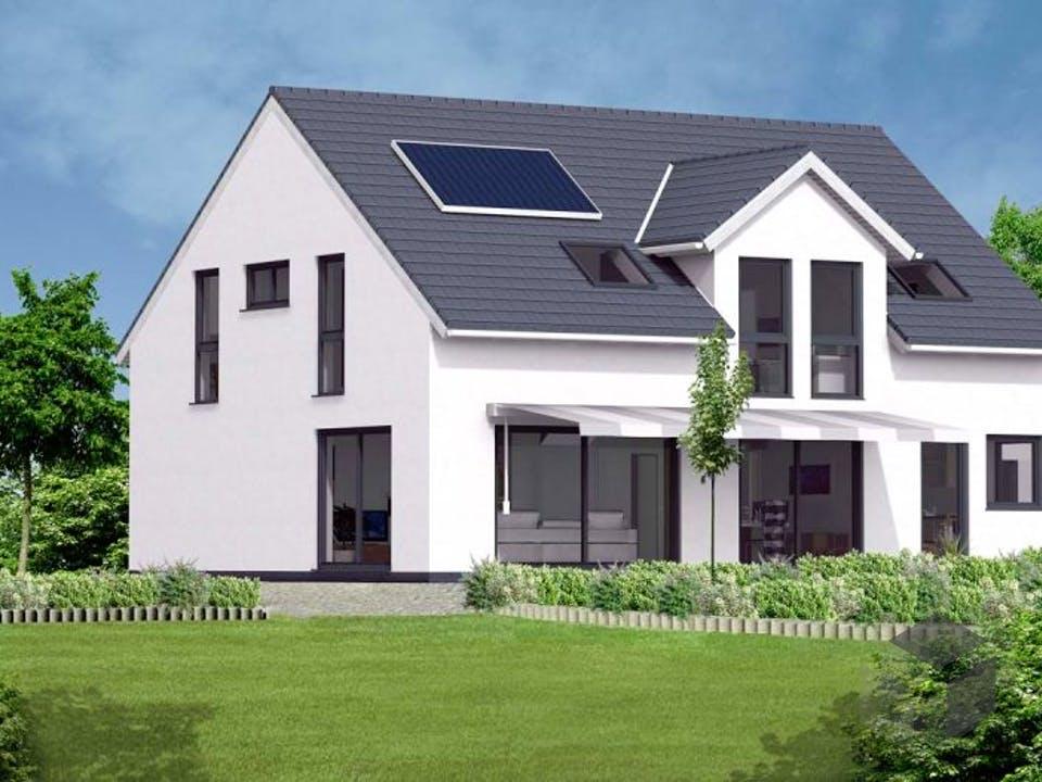 Einfamilienhaus Emilia von Massive Wohnbau Außenansicht