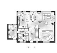 Einfamilienhaus Emilia Grundriss