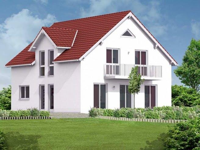 Einfamilienhaus Emma von Massive Wohnbau Außenansicht 1