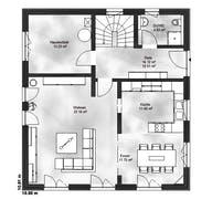 Einfamilienhaus Emma Grundriss