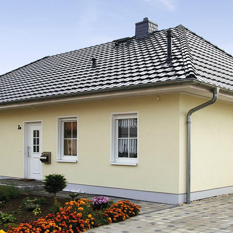 Massivhaus Bausatzhaus