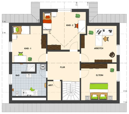 Maxim 2 Floorplan 2