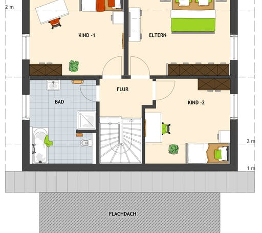 Maxim 7 Floorplan 2