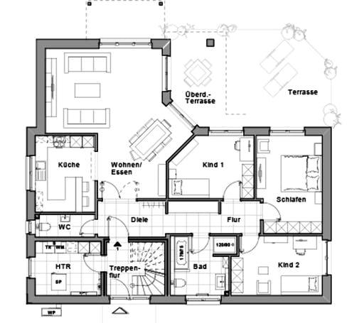 Maxime 530 Z Floorplan 1