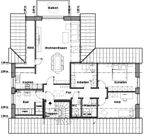 Maxime 530 Z Floorplan 2