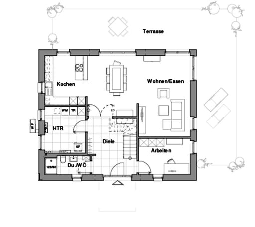 Maxime 610 Floorplan 1