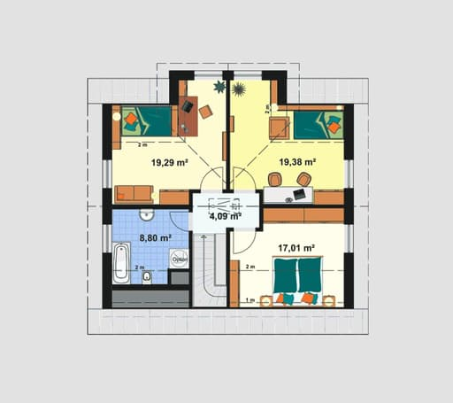 Maxx 3/3 floor_plans 0