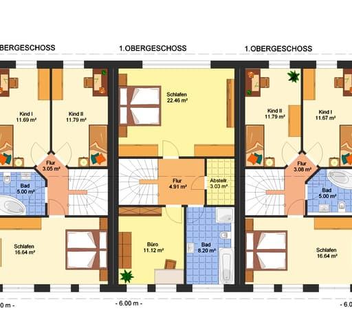 Maya 159 (Reihenmittelhaus) floor_plans 0