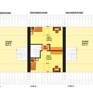 Maya 159 (Reihenmittelhaus) Grundriss