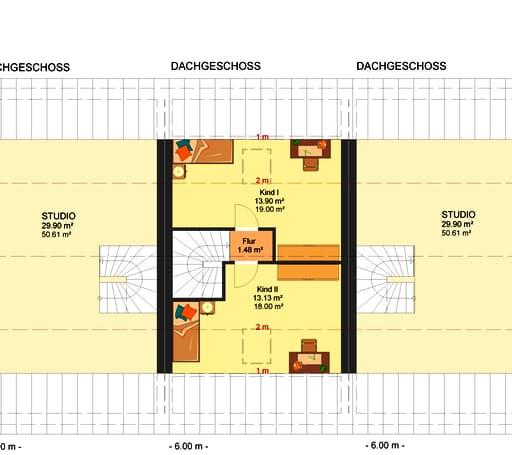 Maya 159 (Reihenmittelhaus) floor_plans 1