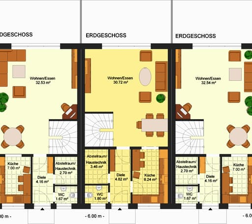 Maya 159 (Reihenmittelhaus) floor_plans 2
