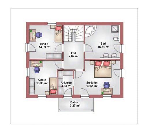 Mediterran 160 Floorplan 2