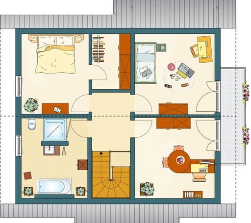 MEDLEY 410 SE (Musterhaus Mülheim-Kärlich)  floor_plans 0