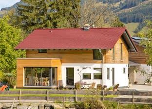 MEDLEY 210 A – Einfamilienhaus mit Holzverschalung