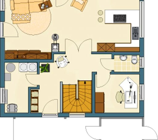 MEDLEY 210 A Floorplan 1