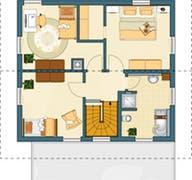 MEDLEY 210 A – Einfamilienhaus mit Holzverschalung (inactive) Grundriss