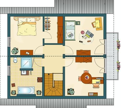 MEDLEY 3.0 - Sonderedition - Musterhaus Mühlheim-Kärlich Floorplan 2