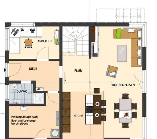 Medley 3.0 MH Berlin-Werder Floorplan 1