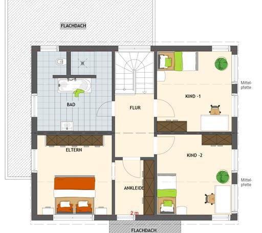 Medley 3.0 MH Berlin-Werder Floorplan 2