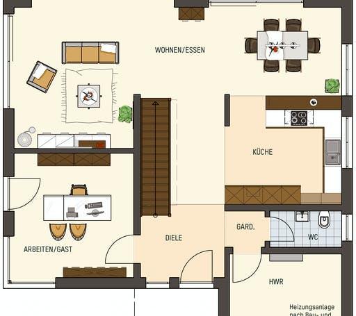 Medley 3.0 MH Fellbach Floorplan 1