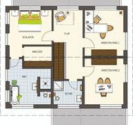 MEDLEY 3.0 - Musterhaus Fellbach Grundriss